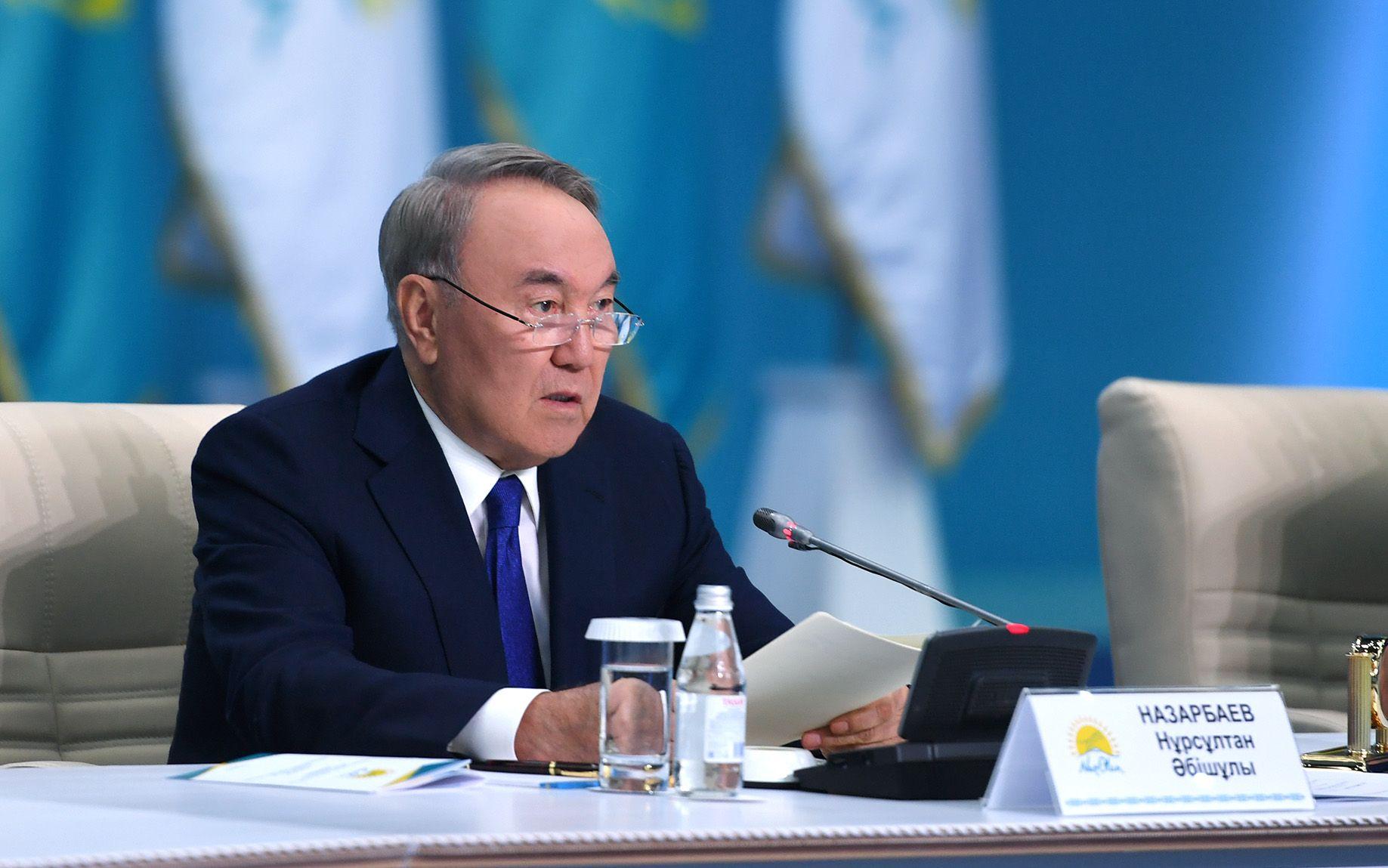 Нурсултан Назарбаев:  Я готовился к этому решению больше трех лет- Kapital.kz