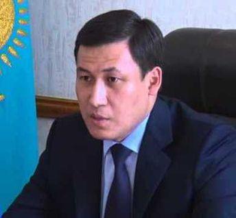 Умаров  Ерхан  Булатжанович