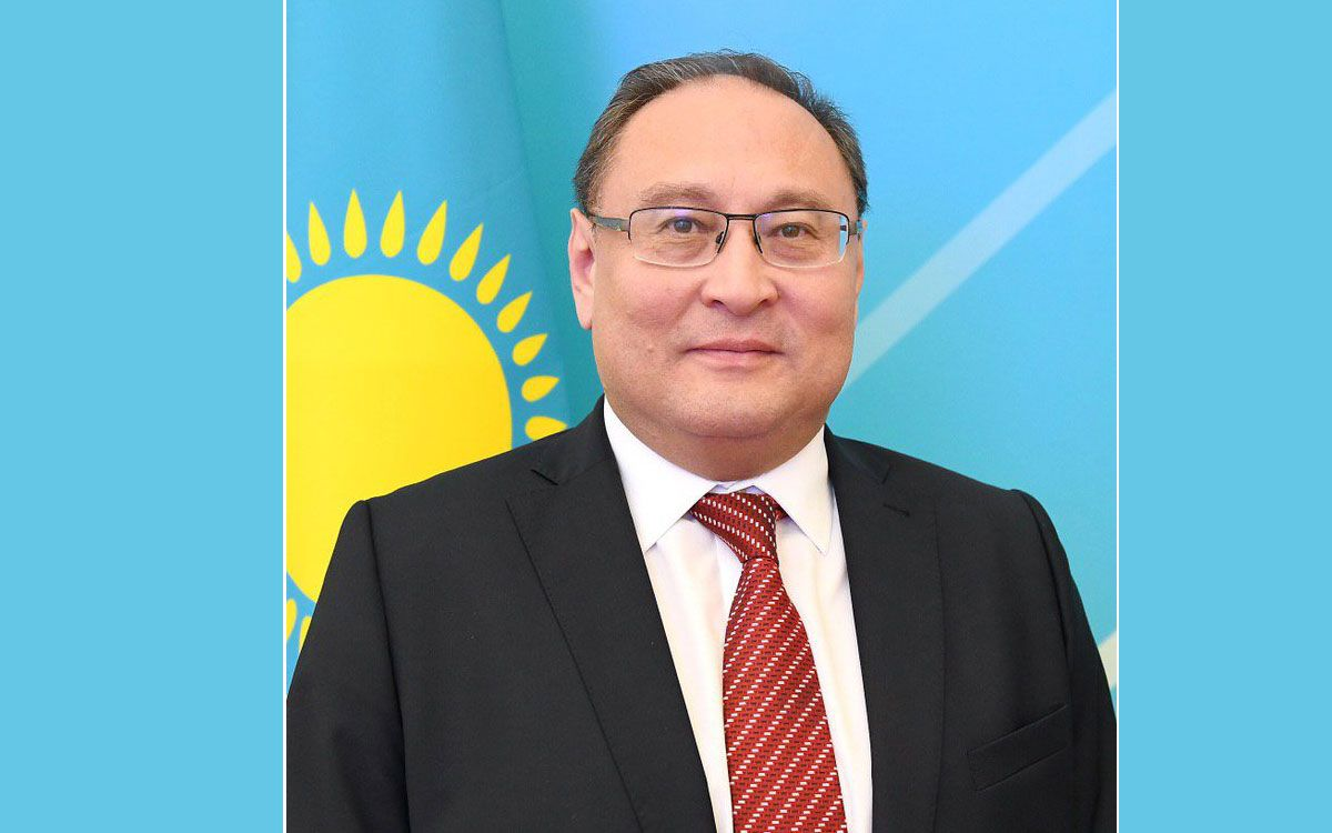 Назначен заместитель министра иностранных дел Казахстана- Kapital.kz