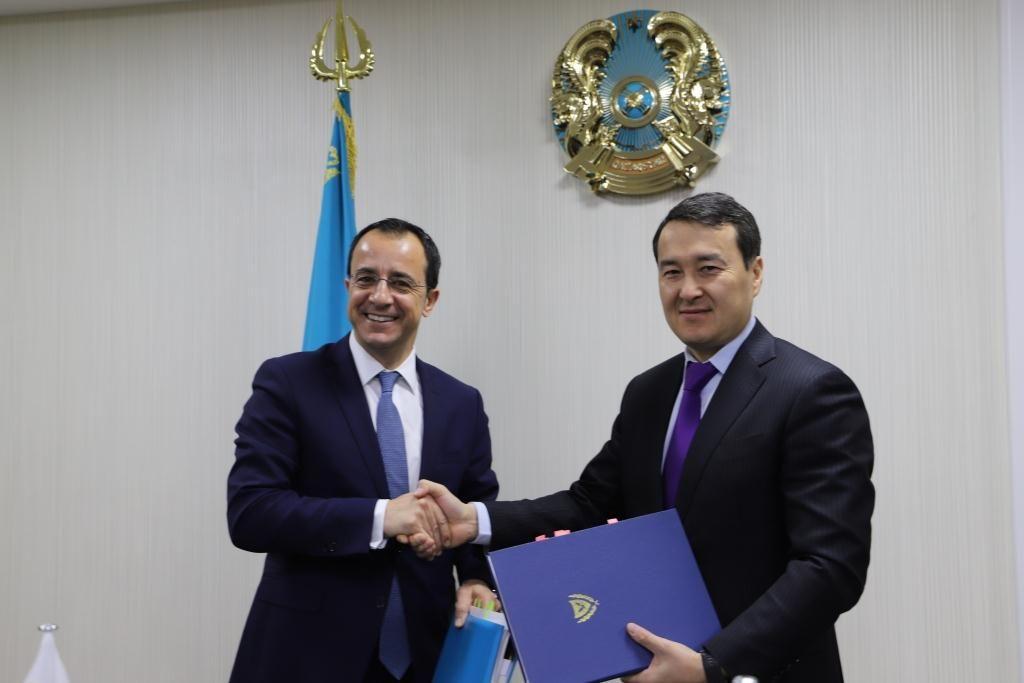 Казахстан и Кипр договорились об избежании двойного налогообложения- Kapital.kz