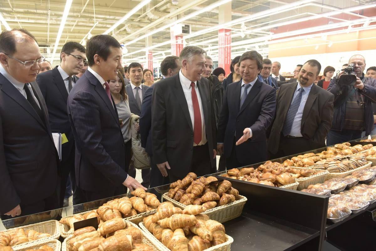 В Алматы открылся первый в Казахстане Carrefour- Kapital.kz