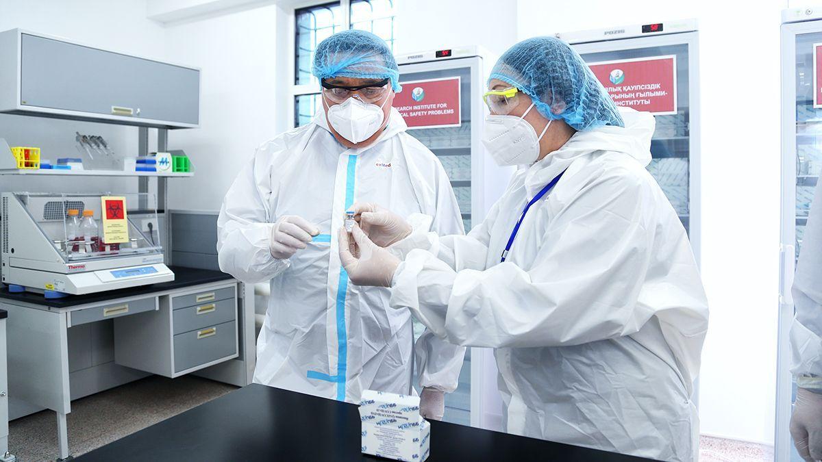 ЕАБР готов финансировать производство антиковидной вакцины в Казахстане - Kapital.kz