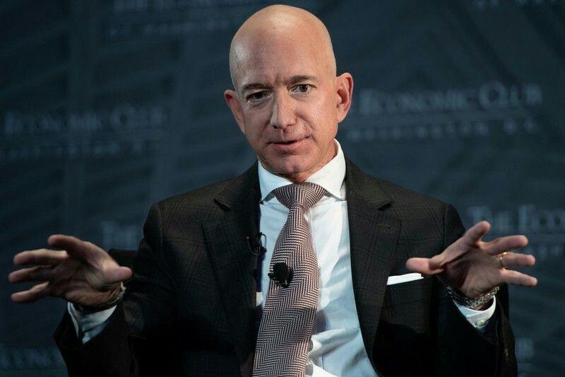 Джефф Безос продал акции Amazon на $1,84 млрд- Kapital.kz
