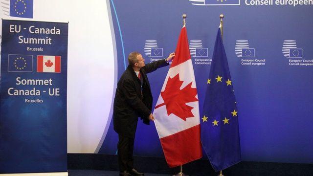 ЕС подписал торгово-экономическое соглашение с Канадой - Kapital.kz