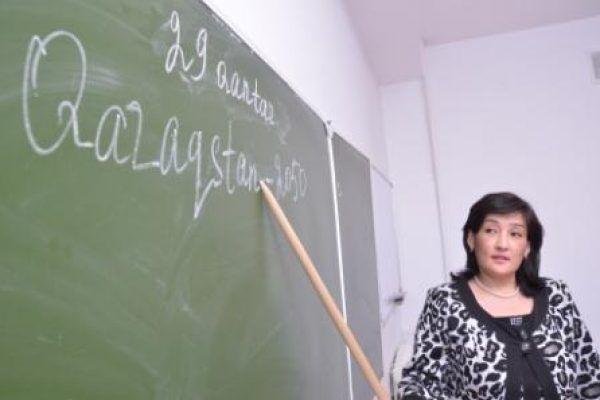 Накаком этапе внедрение латиницы вКазахстане- Kapital.kz