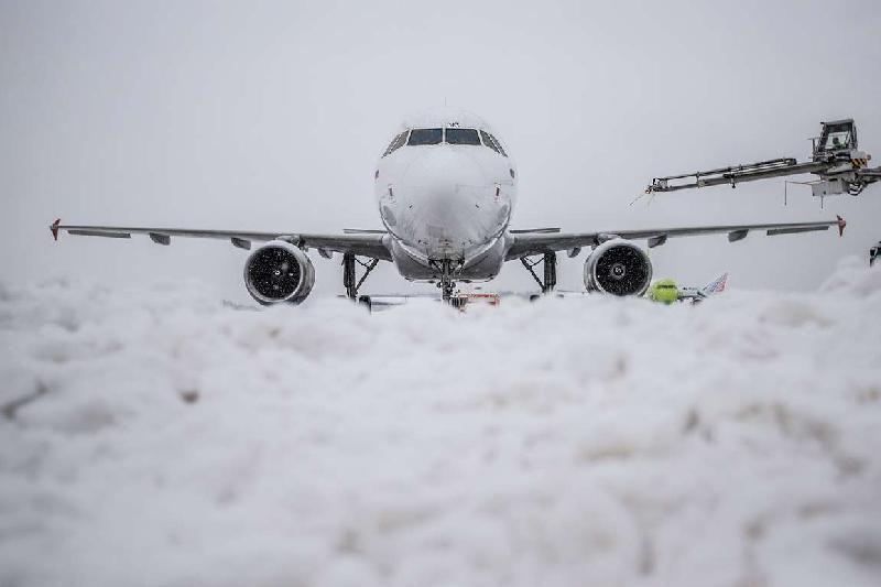 В аэропорту Алматы задерживаются несколько рейсов- Kapital.kz