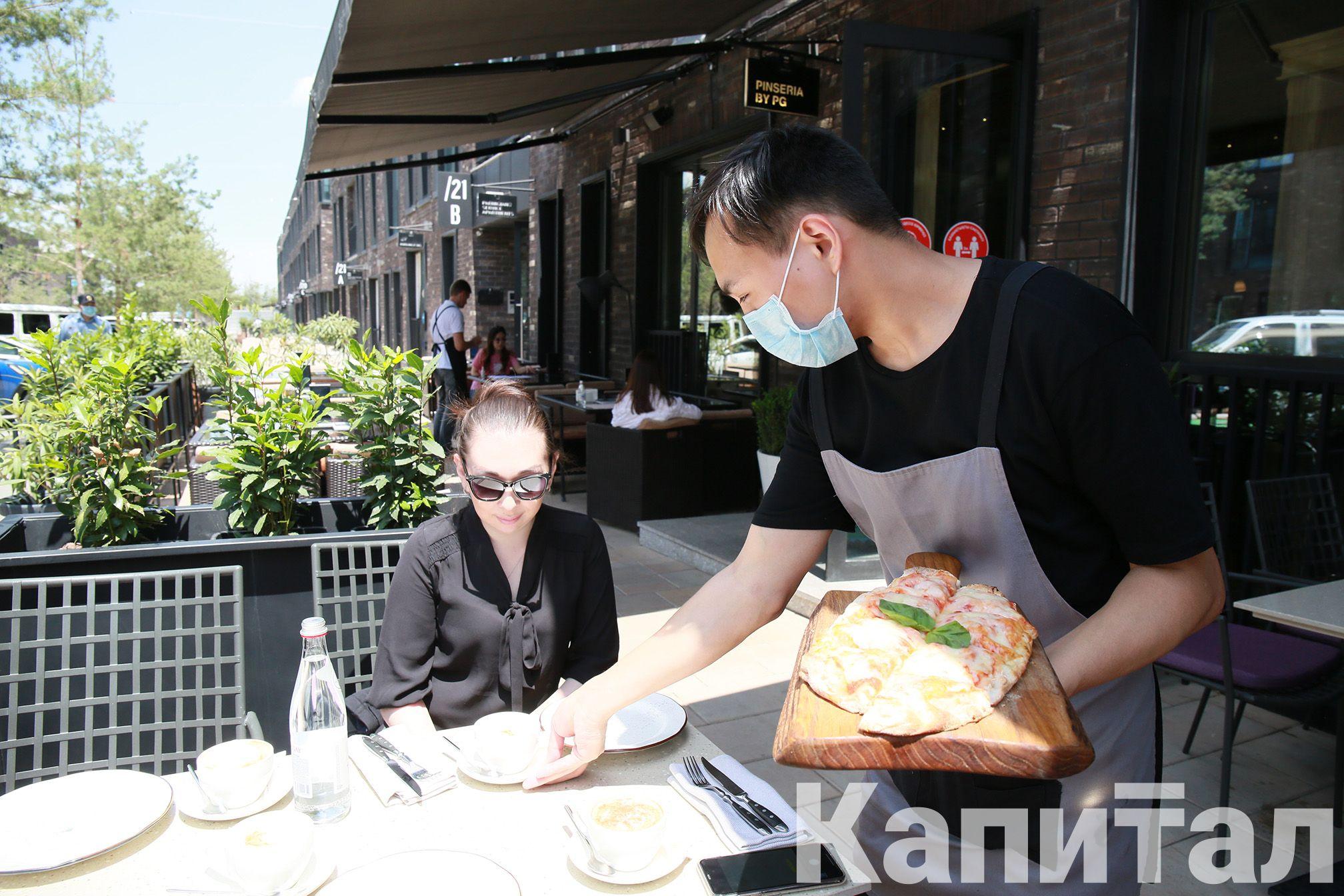Алмас Абдыгаппаров: 90% населения задумываются об открытии ресторана 341570 - Kapital.kz