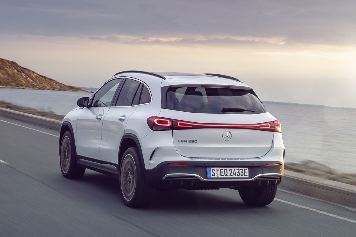 Итоги продаж в РК, Mercedes EQA и BMW M5 CS 585669 - Kapital.kz