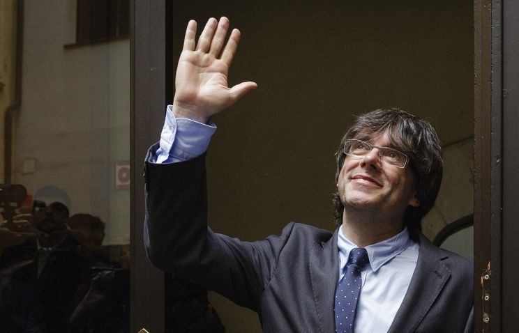 Карлес Пучдемон сможет получить убежище вБельгии- Kapital.kz