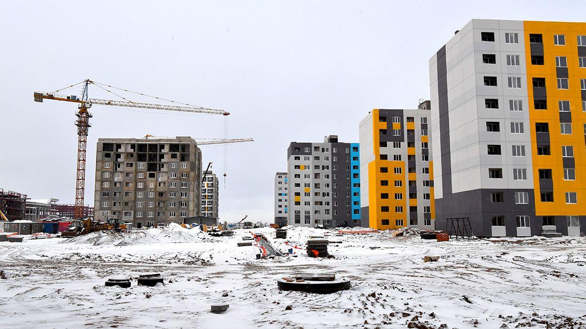В столице ввели в эксплуатацию свыше 2 млн кв метров жилья 510424 - Kapital.kz