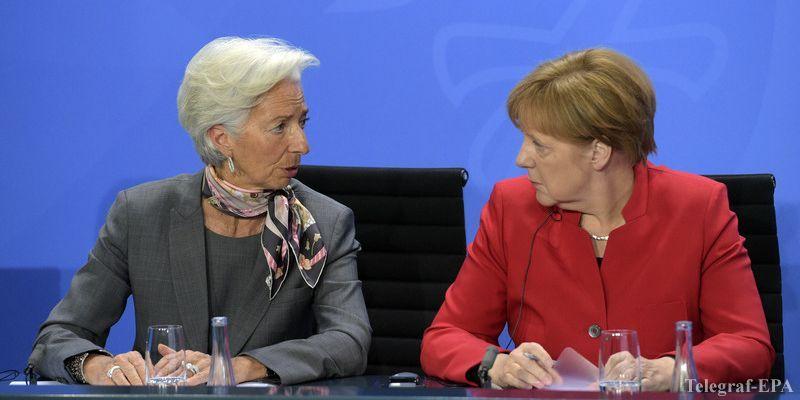 Ангела Меркель и Кристин Лагард заявили о масштабной угрозе стабильности ЕС  - Kapital.kz