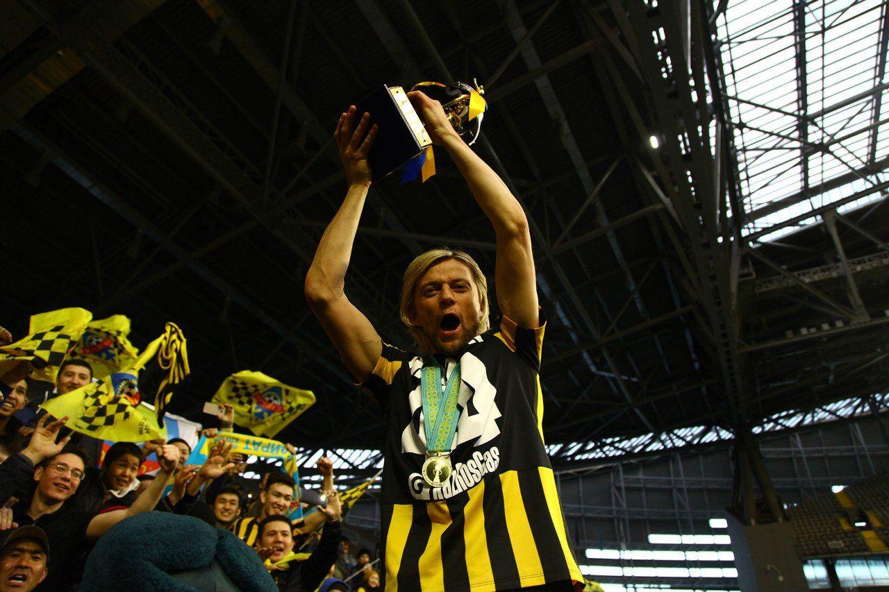 Игрок «Кайрата» попал в число участников Евро-2016- Kapital.kz