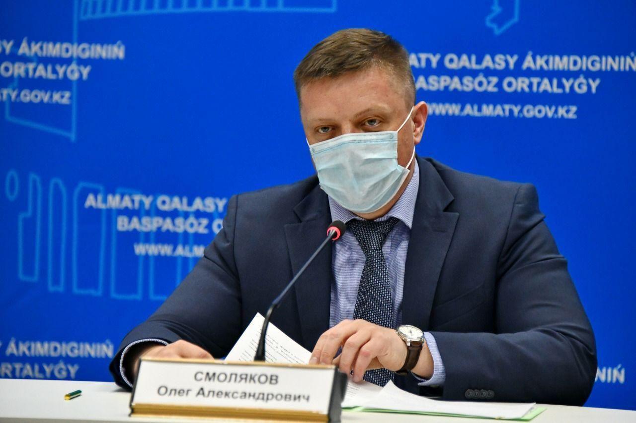 Олег Смоляков: У нас теперь нет скрытых проблем по банкам- Kapital.kz