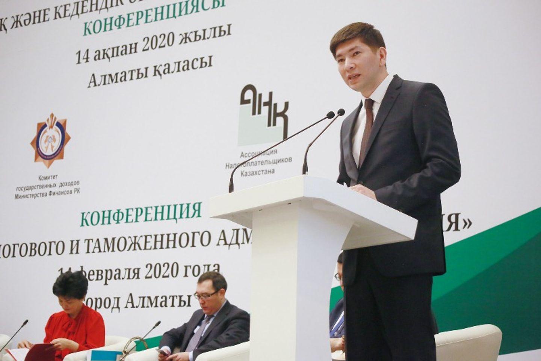 Ануар Сулейменов,руководитель Управления дистанционного мониторинга КГД
