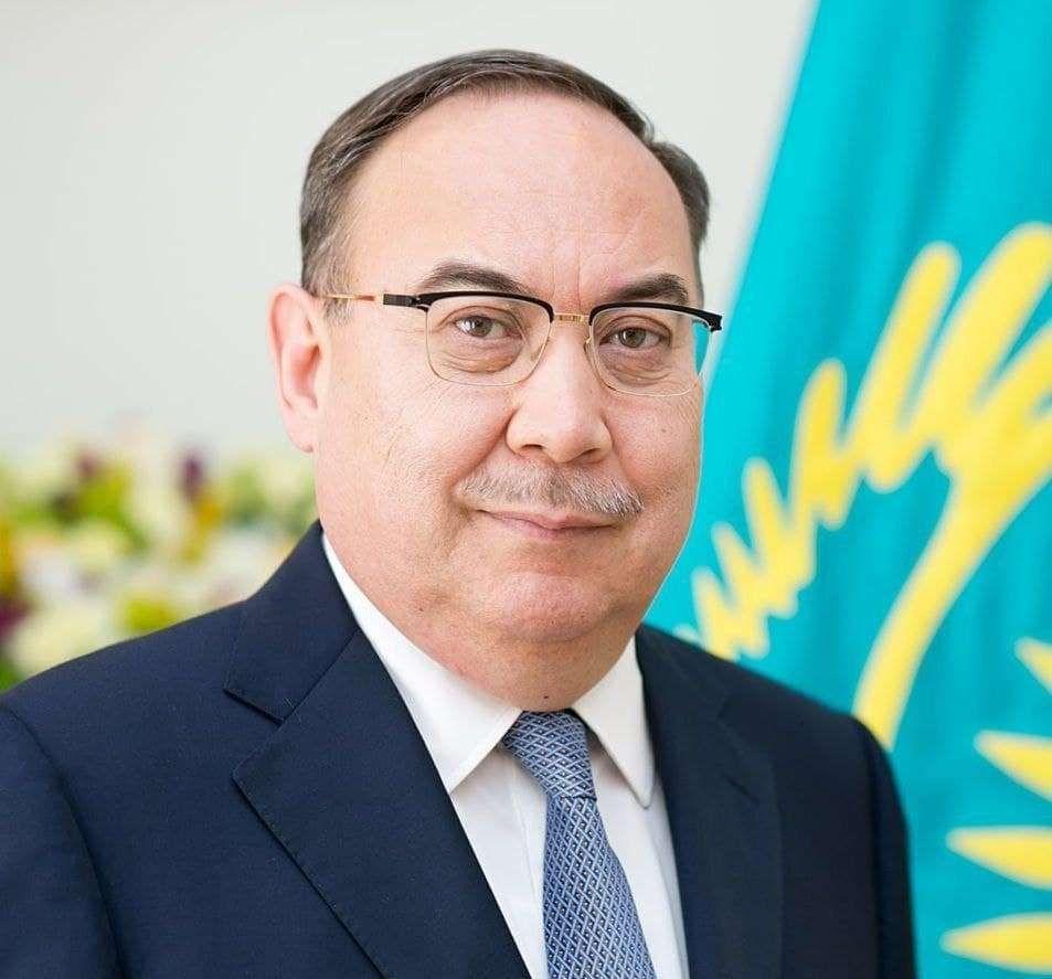 Ержан Казыханов освобожден от должности Посла в США- Kapital.kz