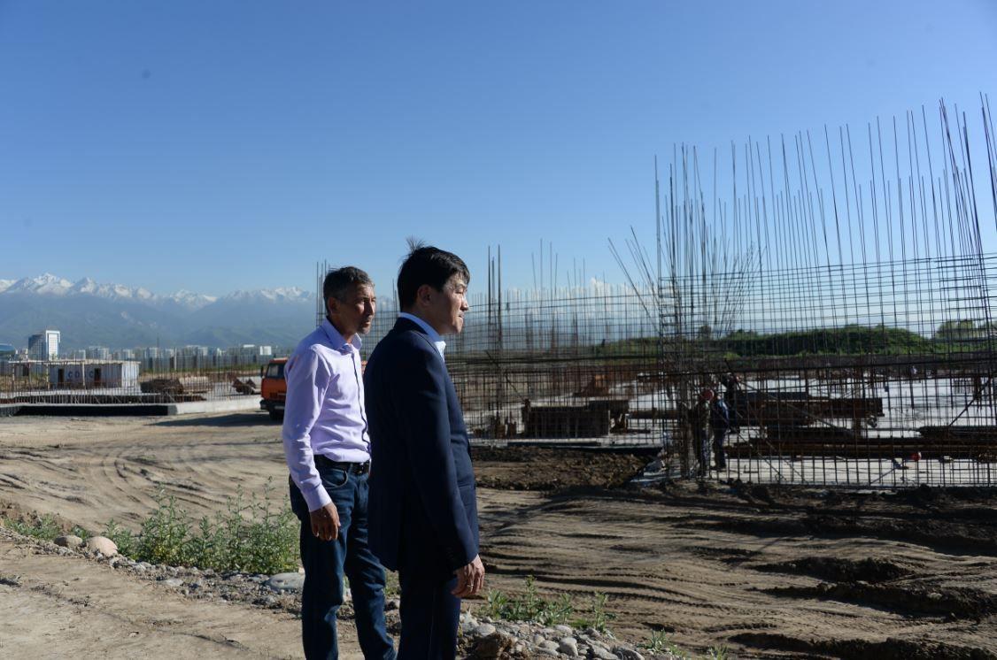 Бауыржан Байбек поручил ускорить ввод домов в эксплуатацию по Нурлы жер- Kapital.kz