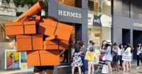 Hermes - один из самых удачных примеров семейного дела