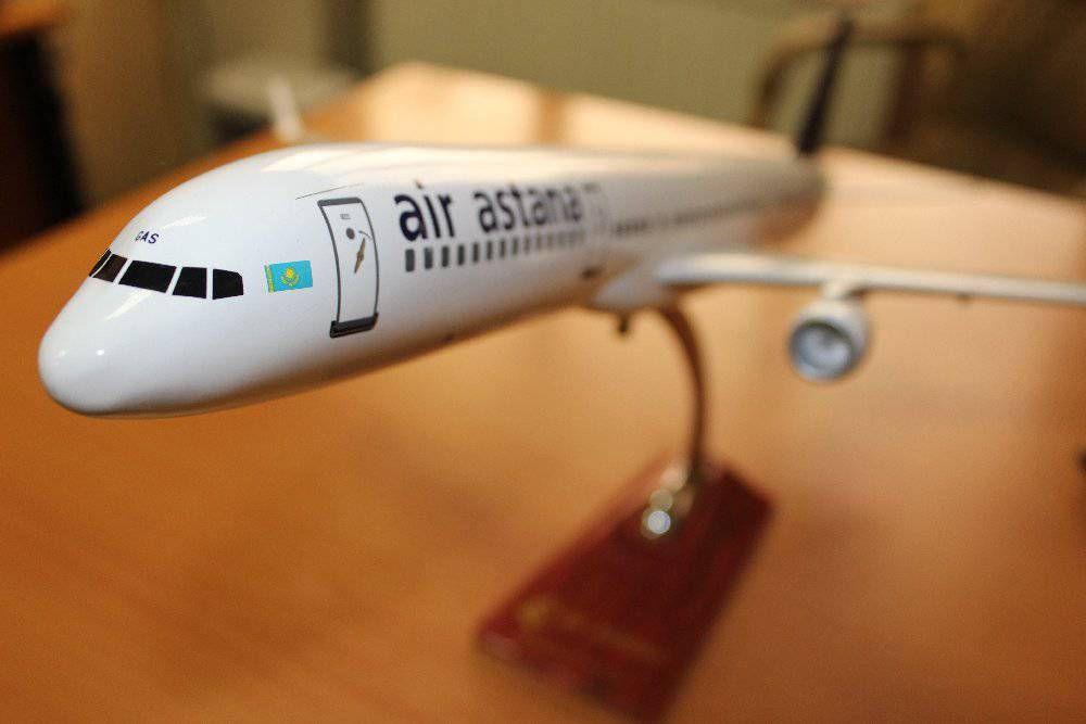 Эйр Астана установила прямое авиасообщение Астана - Лондон- Kapital.kz