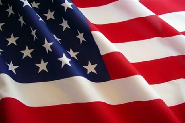 Ветераны спилили шлагбаум у посольства США - Kapital.kz