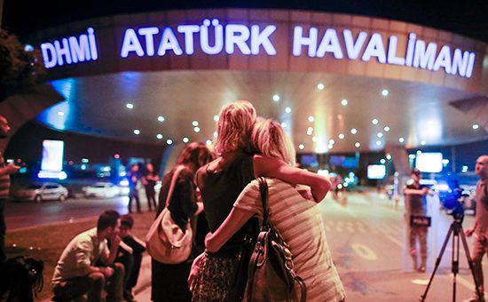 Эрдоган назвал причастных к теракту в стамбульском аэропорту- Kapital.kz