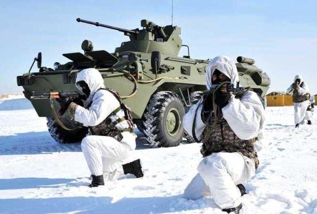Россия поддерживает милитаризацию Казахстана- Kapital.kz