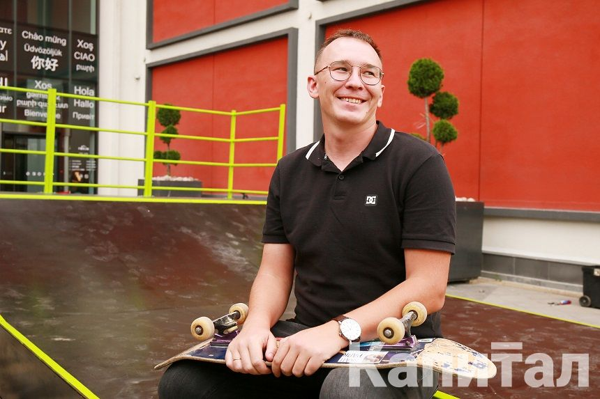 Андрей Журавлев: Через 1-2 года в каждом городе РК будут скейт-парки 382920 - Kapital.kz