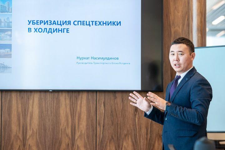 BI Group развивает партнерство в рамках онлайн-платформы  144268 - Kapital.kz