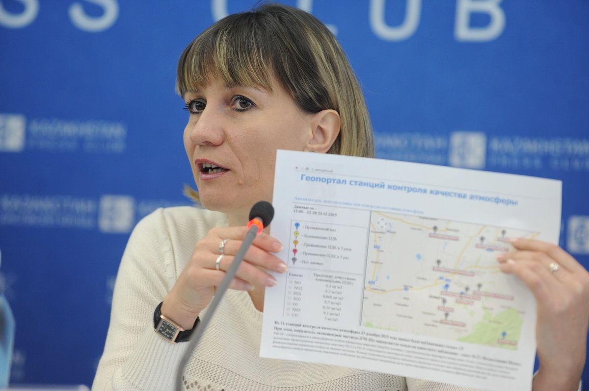 Экологи считают загрязнение воздуха в Алматы критическим- Kapital.kz