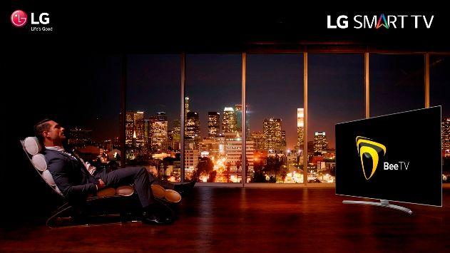 Еще больше телеканалов с LG Smart TV и приложением BeeTV- Kapital.kz