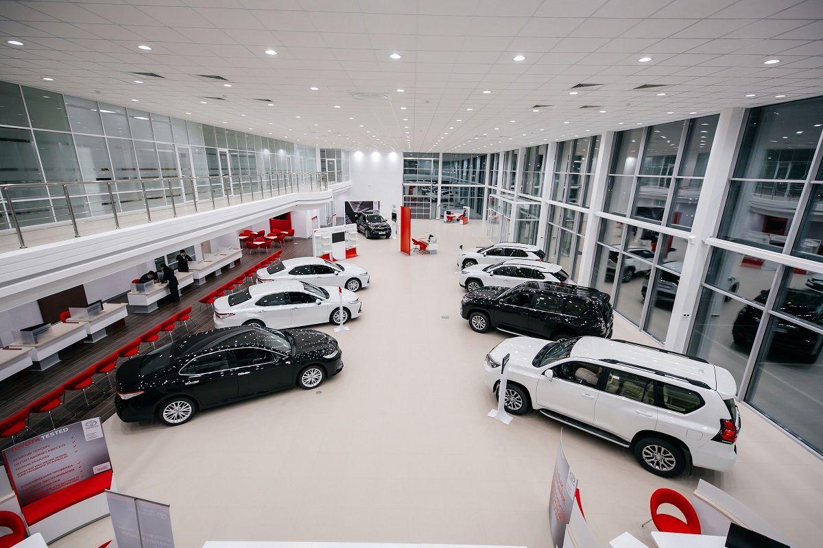 В Нур-Султане открыли новый автоцентр Toyota 510616 - Kapital.kz