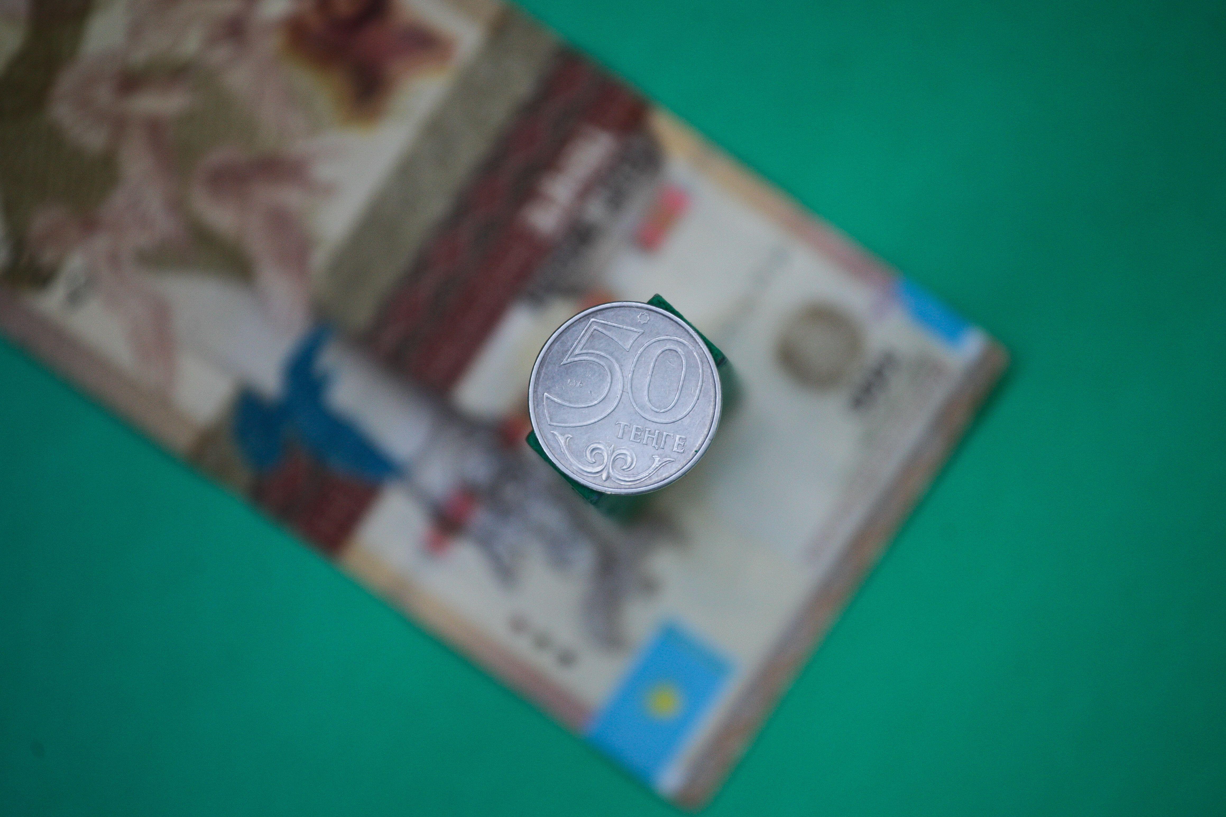 Доллар на бирже торгуется по 387,11 тенге - Kapital.kz