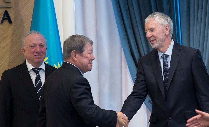 Избран новый глава совета директоров фонда «Самрук-Қазына»- Kapital.kz