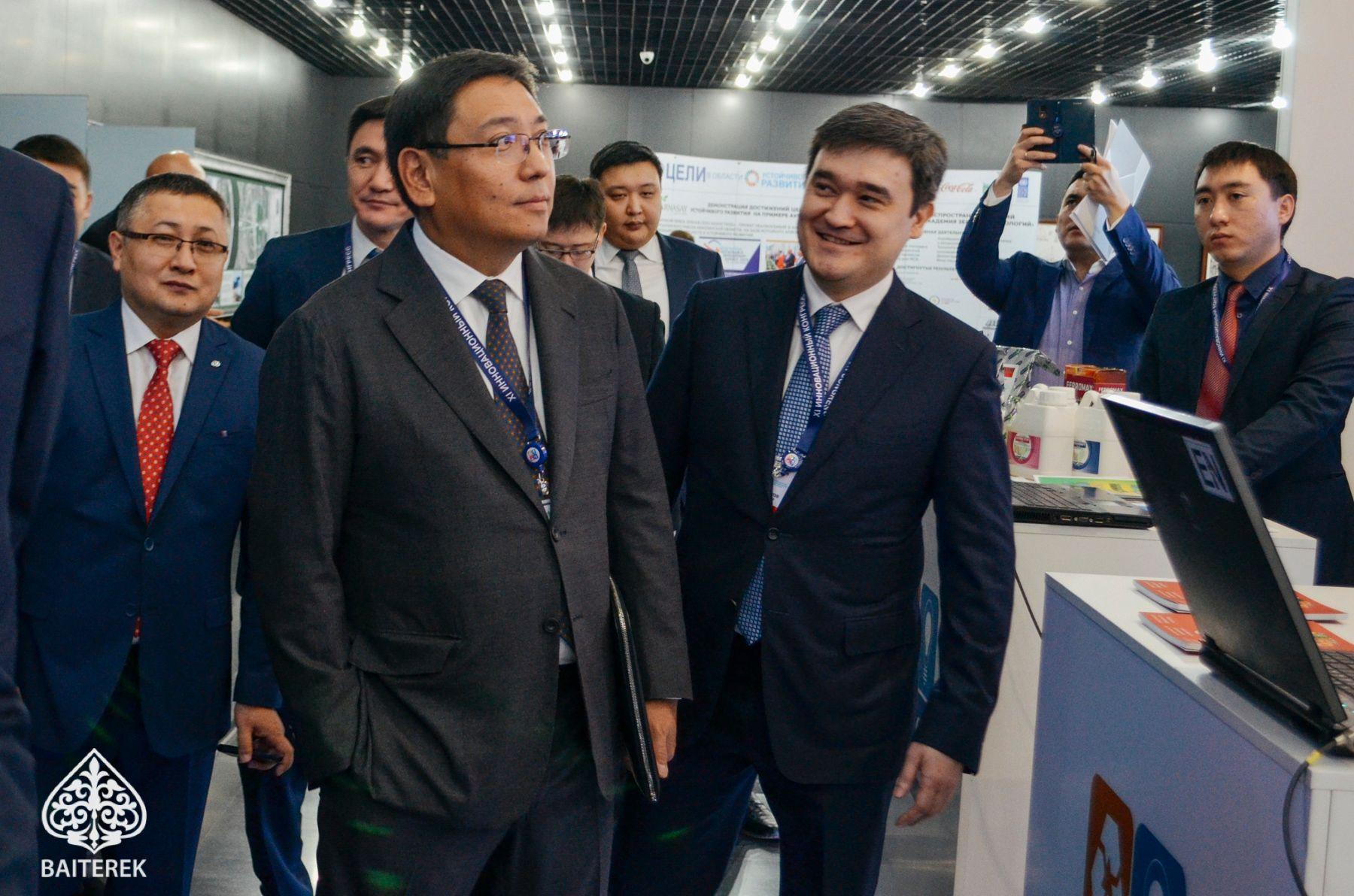 Ерболат Досаев выступил наXI Инновационном конгрессе вАстане- Kapital.kz