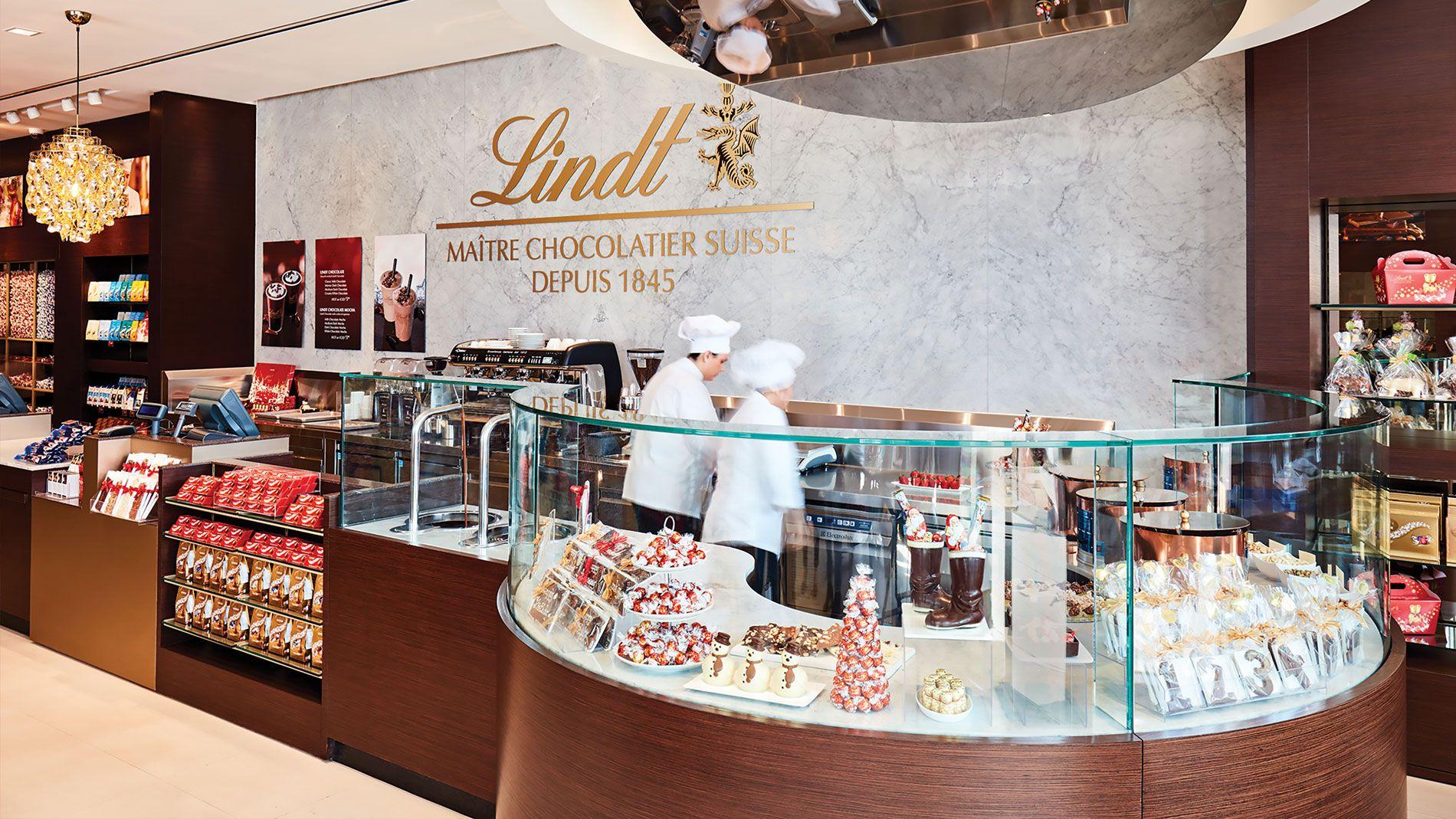 Шоколадная революция Lindt 540235 - Kapital.kz