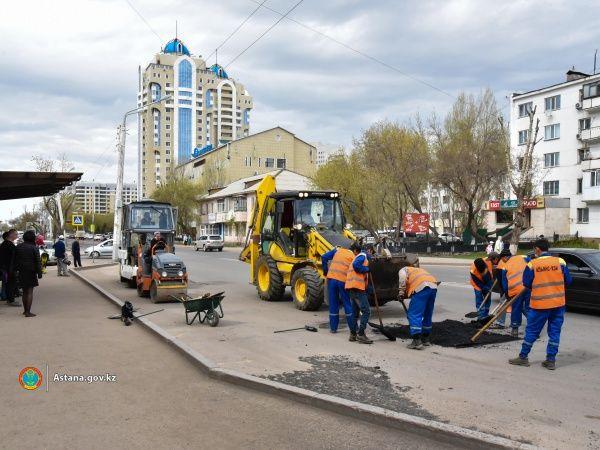 В Астане перекрыто несколько улиц- Kapital.kz
