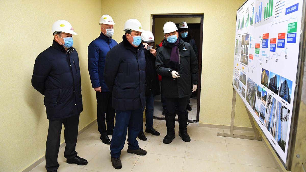 В столице ввели в эксплуатацию свыше 2 млн кв метров жилья- Kapital.kz