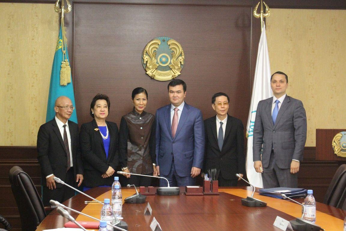 Таиланд готов помочь Казахстану в развитии туризма- Kapital.kz