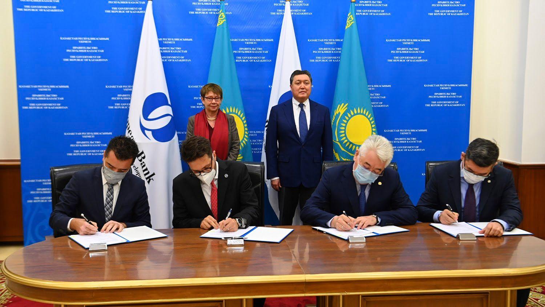 До конца года ЕБРР подпишет с Казахстаном соглашения на $600 млн  969039 - Kapital.kz