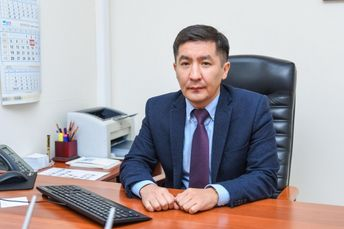 Ахметович Руслан Сегизбаев