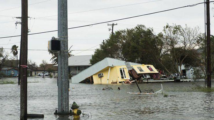 Власти Техаса оценили ущерб отурагана в $180млрд- Kapital.kz