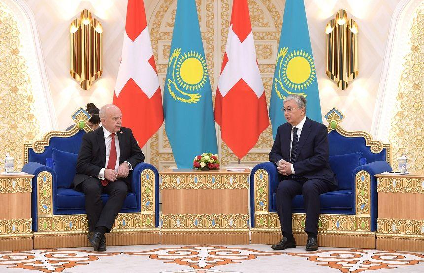 Между Цюрихом и Нур-Султаном предложили установить прямое авиасообщение - Kapital.kz