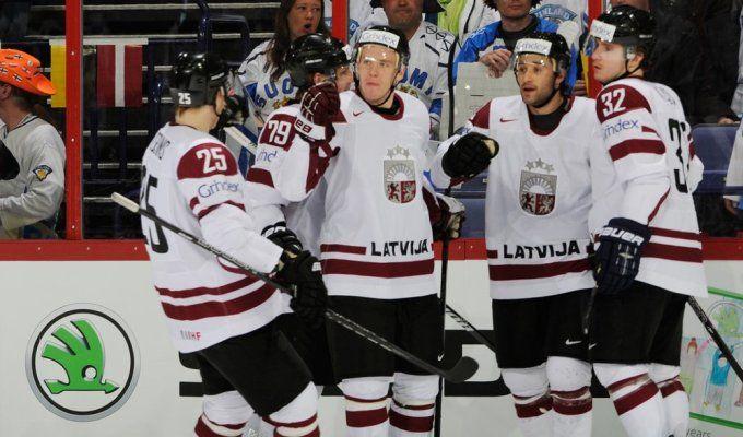 Сборная Казахстана уступила Латвии на чемпионате мира по хоккею- Kapital.kz