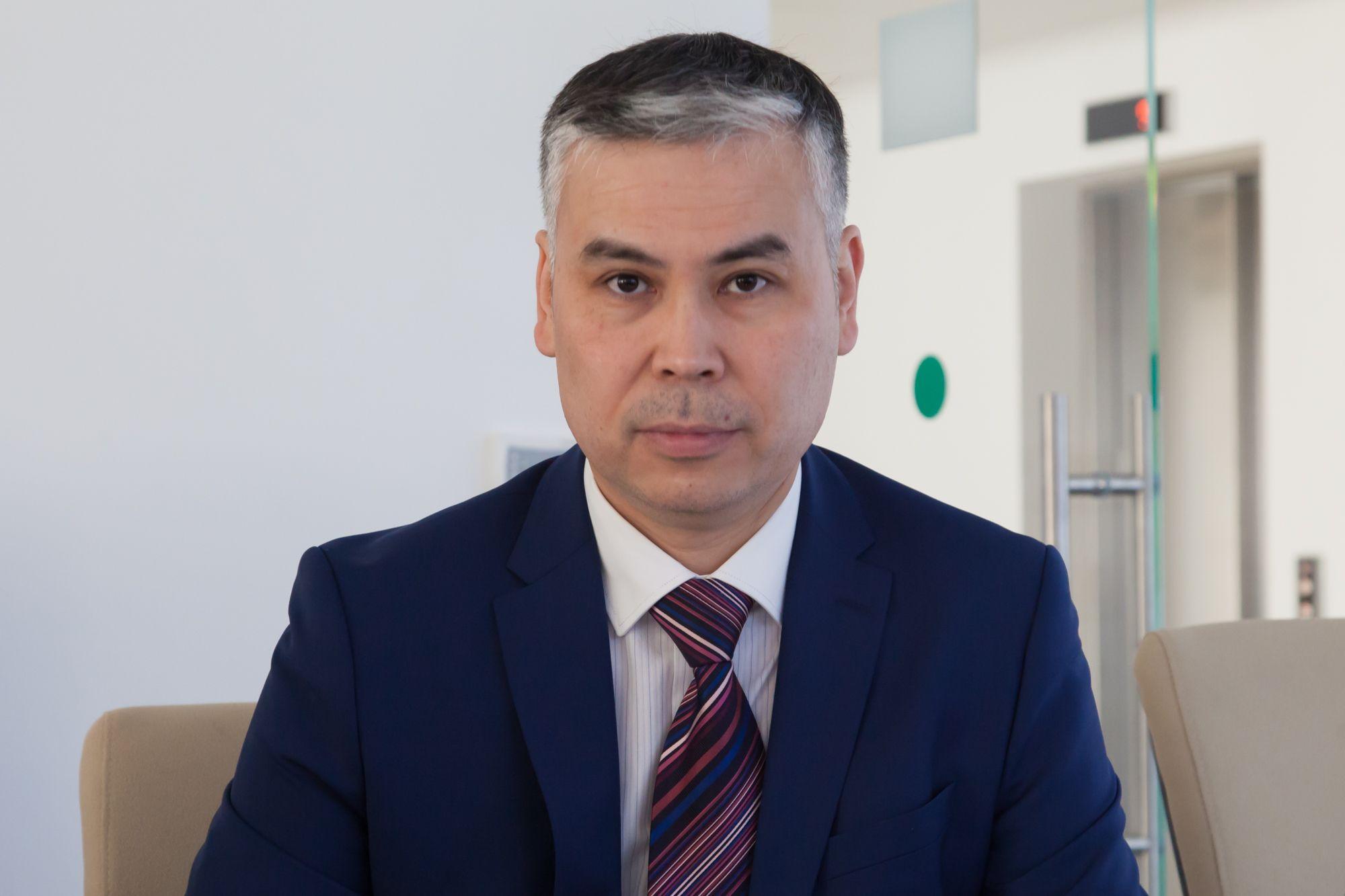 Жанасыл Оспанов: Фермеру теперь удобно торговать не выходя из дома- Kapital.kz