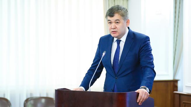 Елжан Биртанов назвал формальной цифровизацию сельских больниц- Kapital.kz