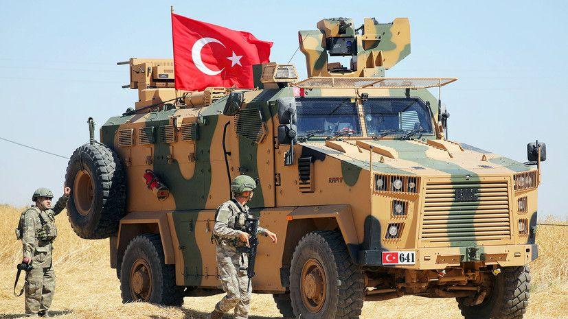 Турция начала военную операцию в Сирии- Kapital.kz