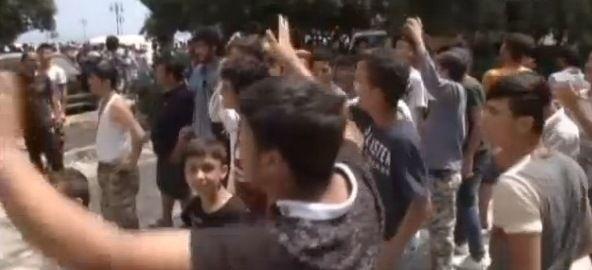 На греческом острове произошла массовая драка мигрантов - Kapital.kz