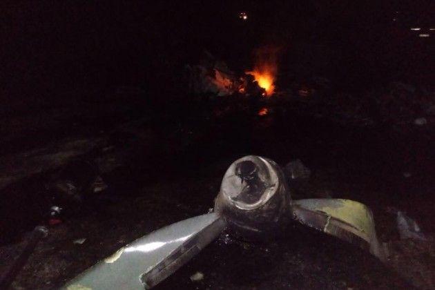Расследованием крушения самолета близ Алматы займется спецкомиссия- Kapital.kz