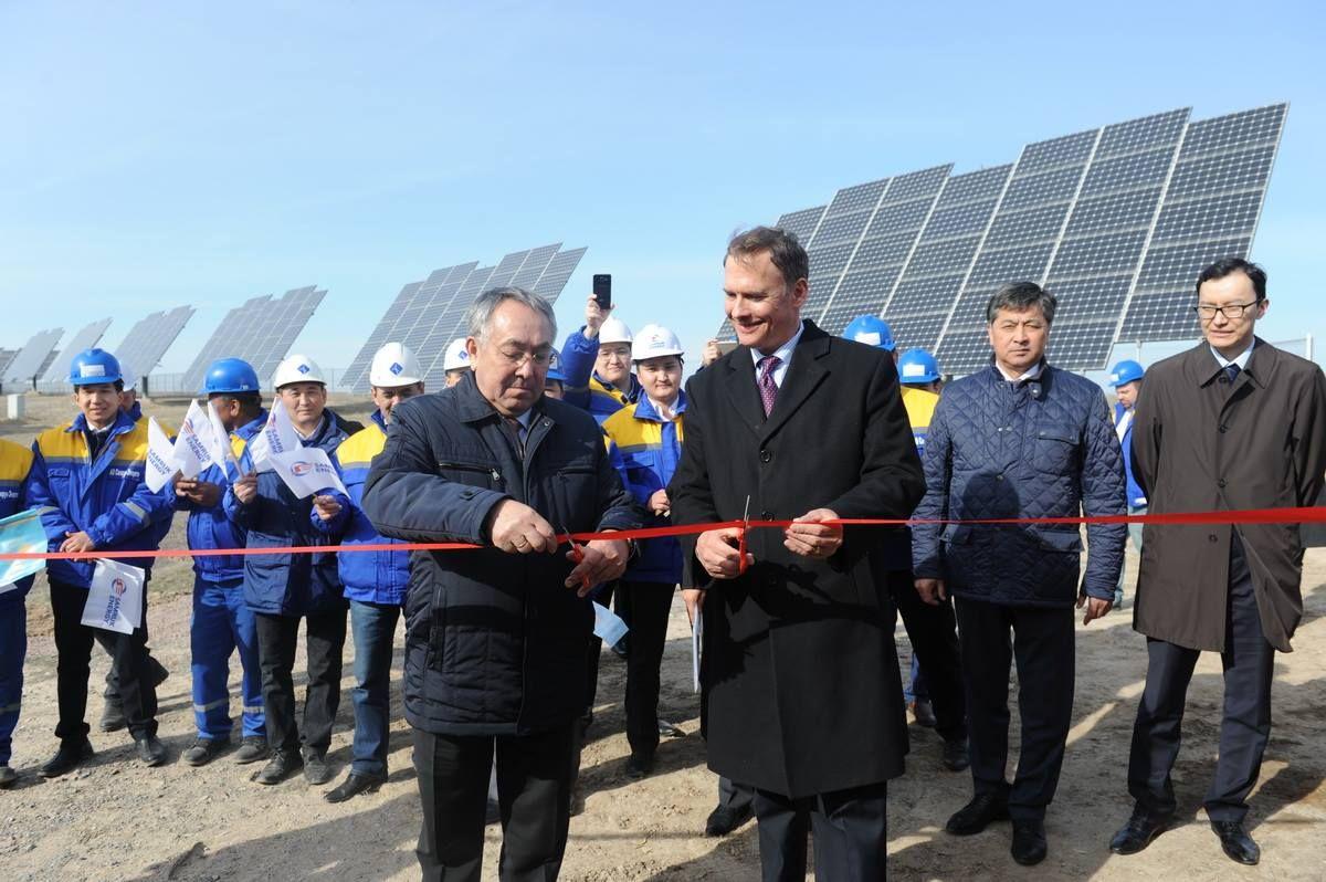 В Капшагае запущена первая в СНГ энергоаккумулирующая система- Kapital.kz