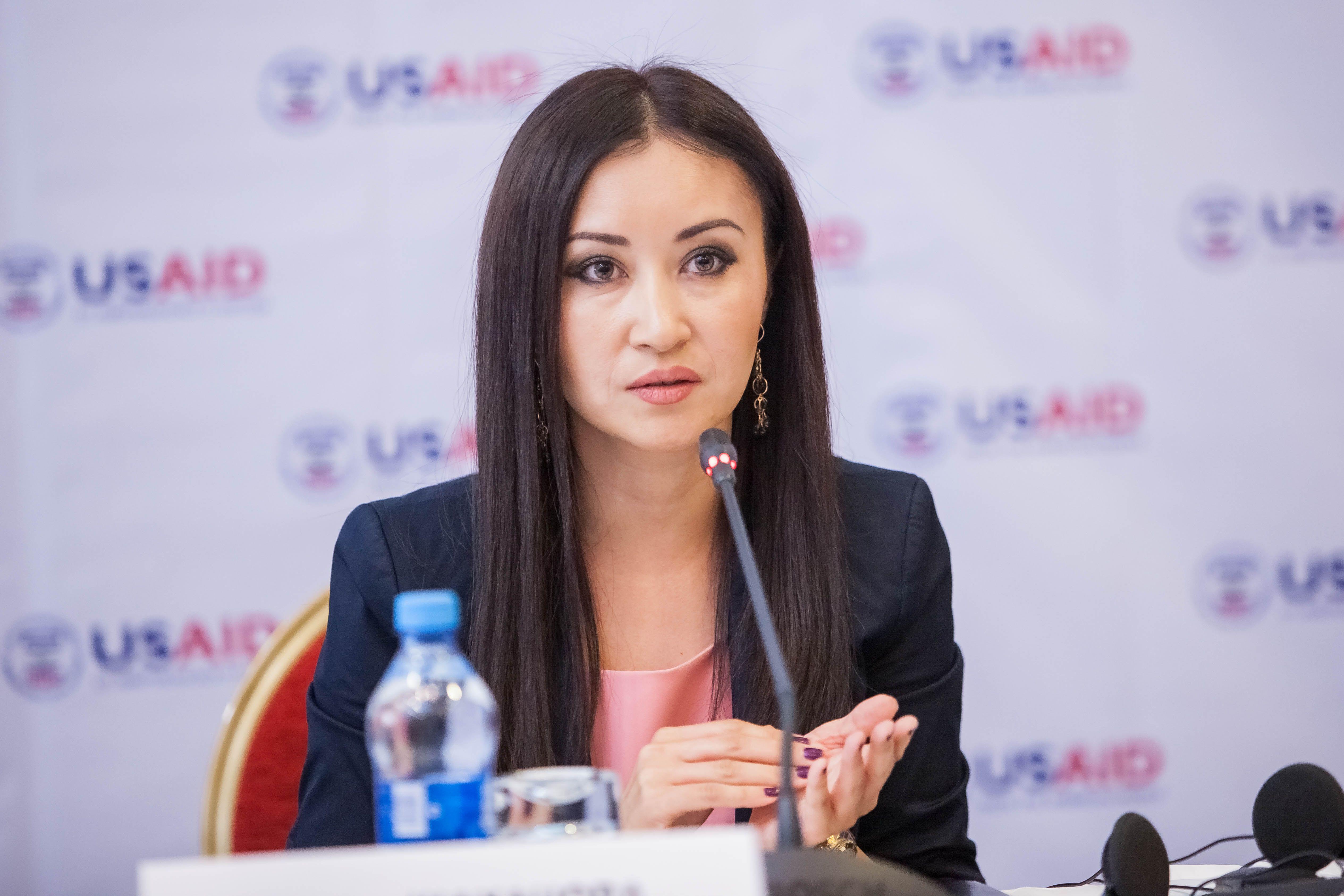 Газиза Шаханова