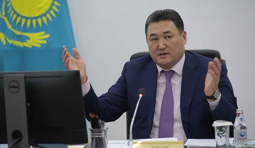 Булат Бакауов арестован на два месяца - Kapital.kz